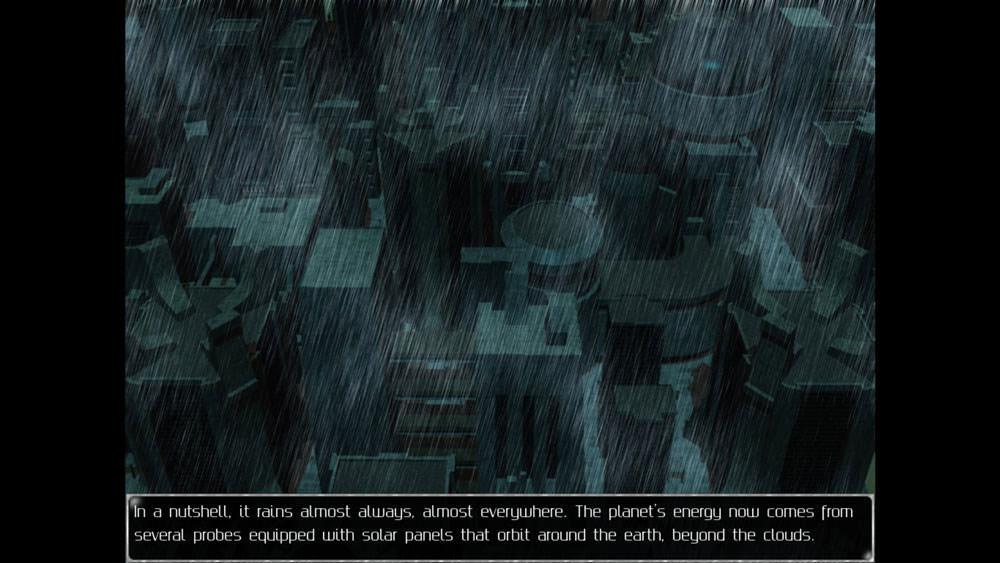 Bionic Heart: rain