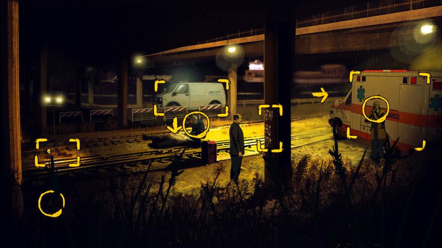 The Detail: crime scene