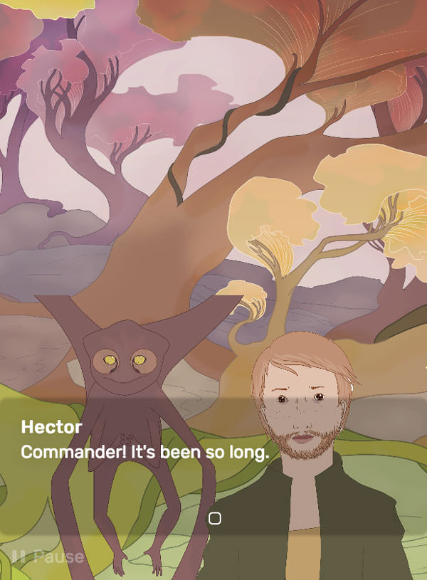 The Traveller: Hector