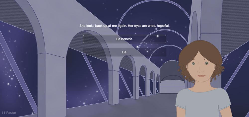 The Traveller: Penelope